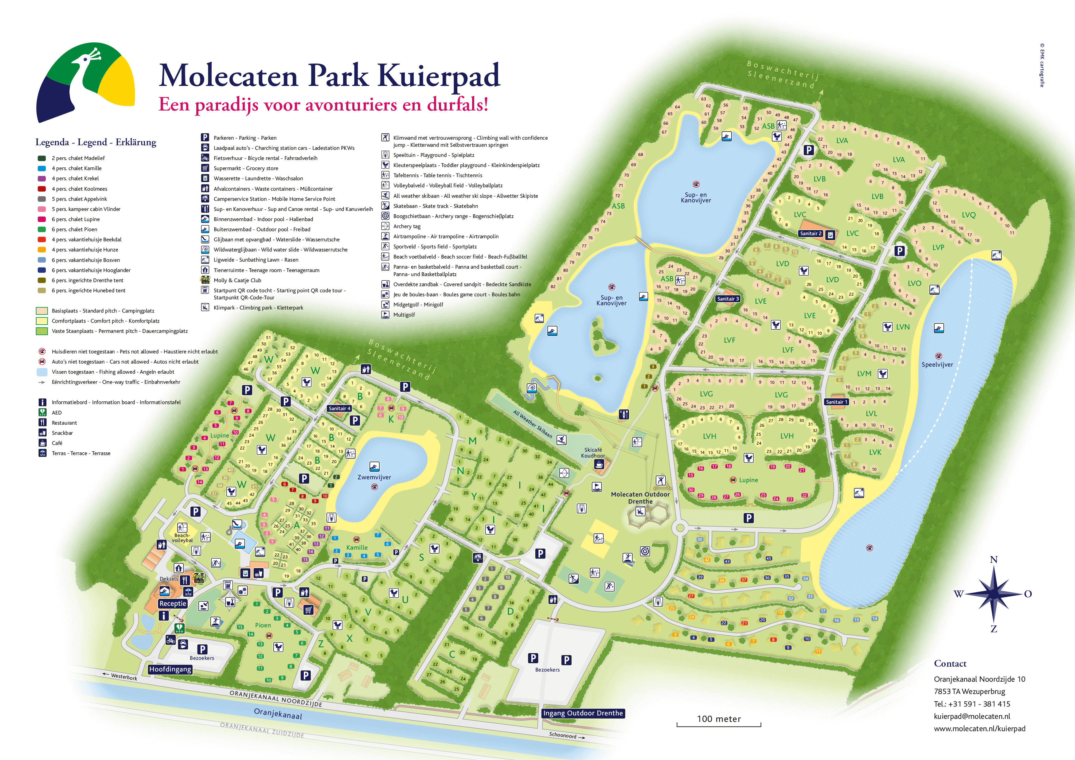 Molecaten Park Kuierpad accommodation.parkmap.alttext