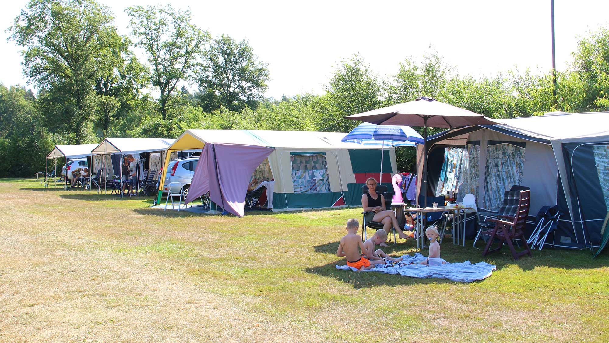Comfortplaats kamperen Molecaten Park Het Landschap 02
