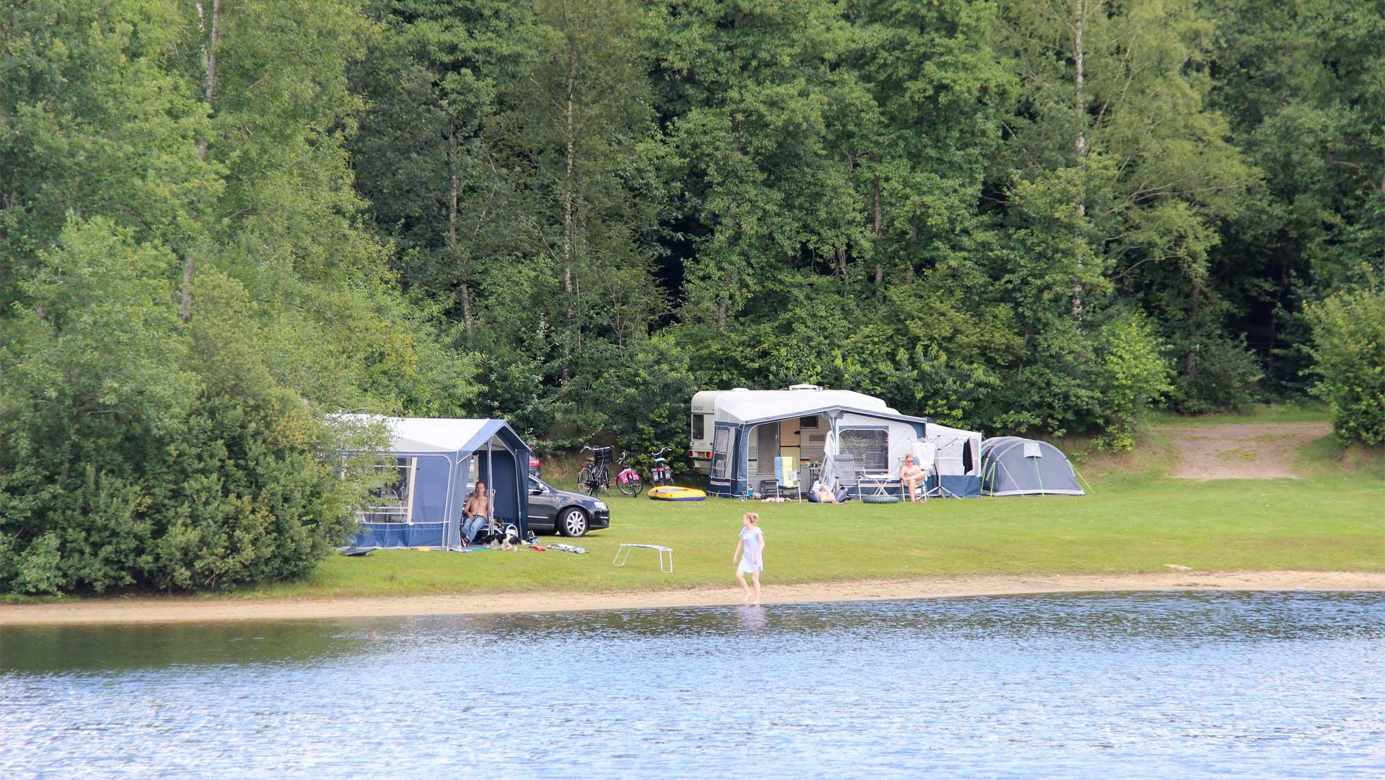Basisplaats kamperen Molecaten Park Kuierpad 06