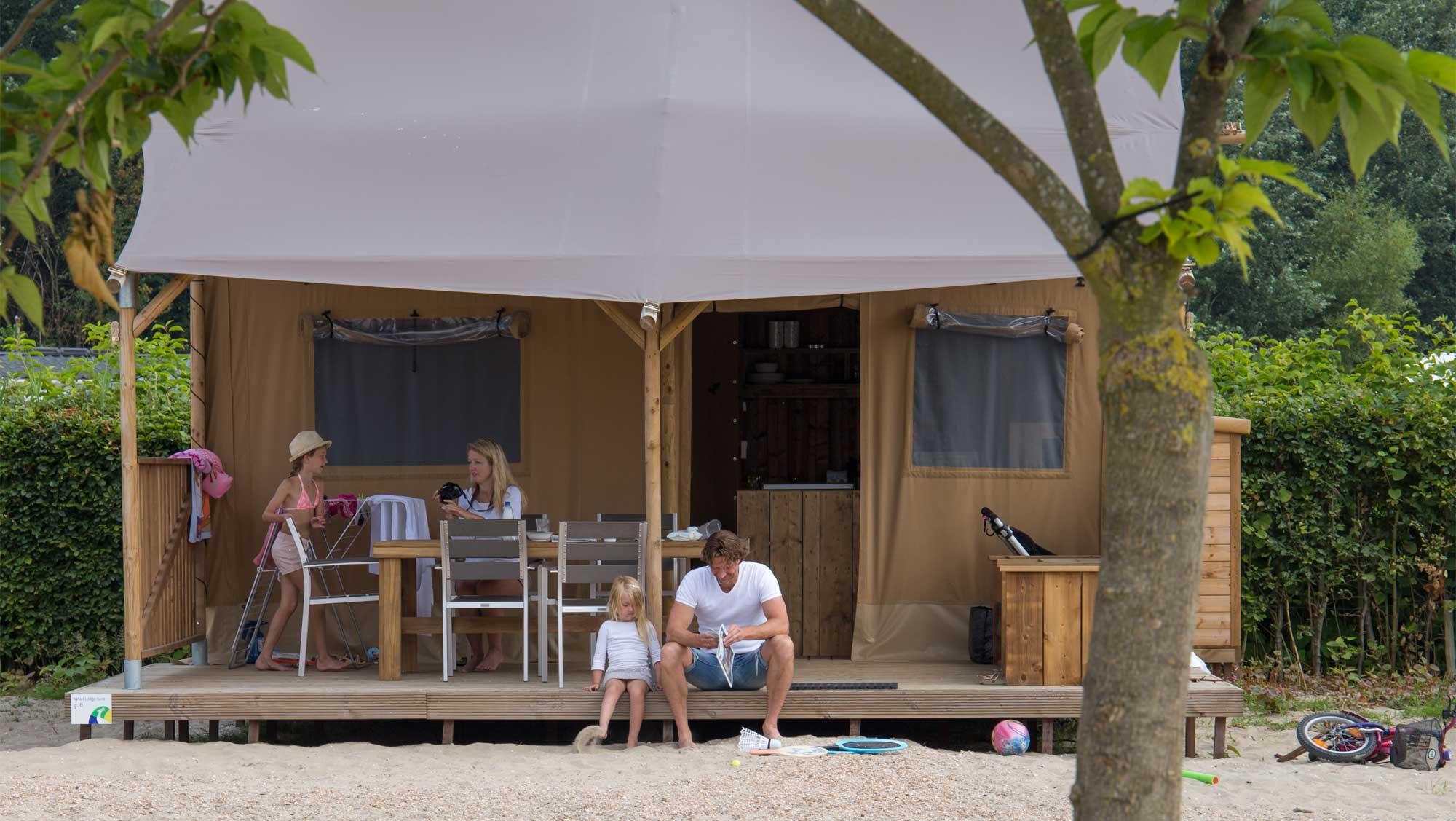 5pers safari lodgetent Molecaten Park Waterbos 01