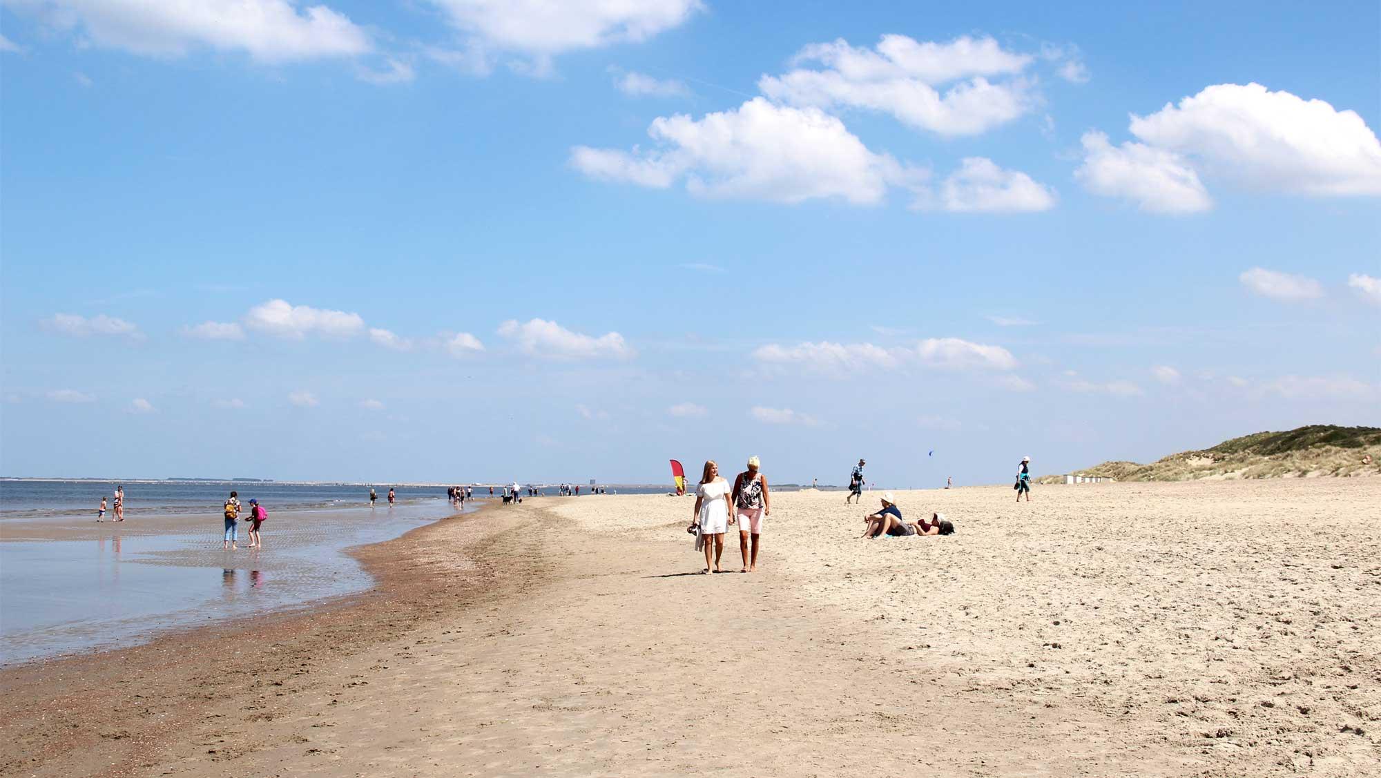 Omgeving Molecaten Park Wijde Blick 03 strand Renesse