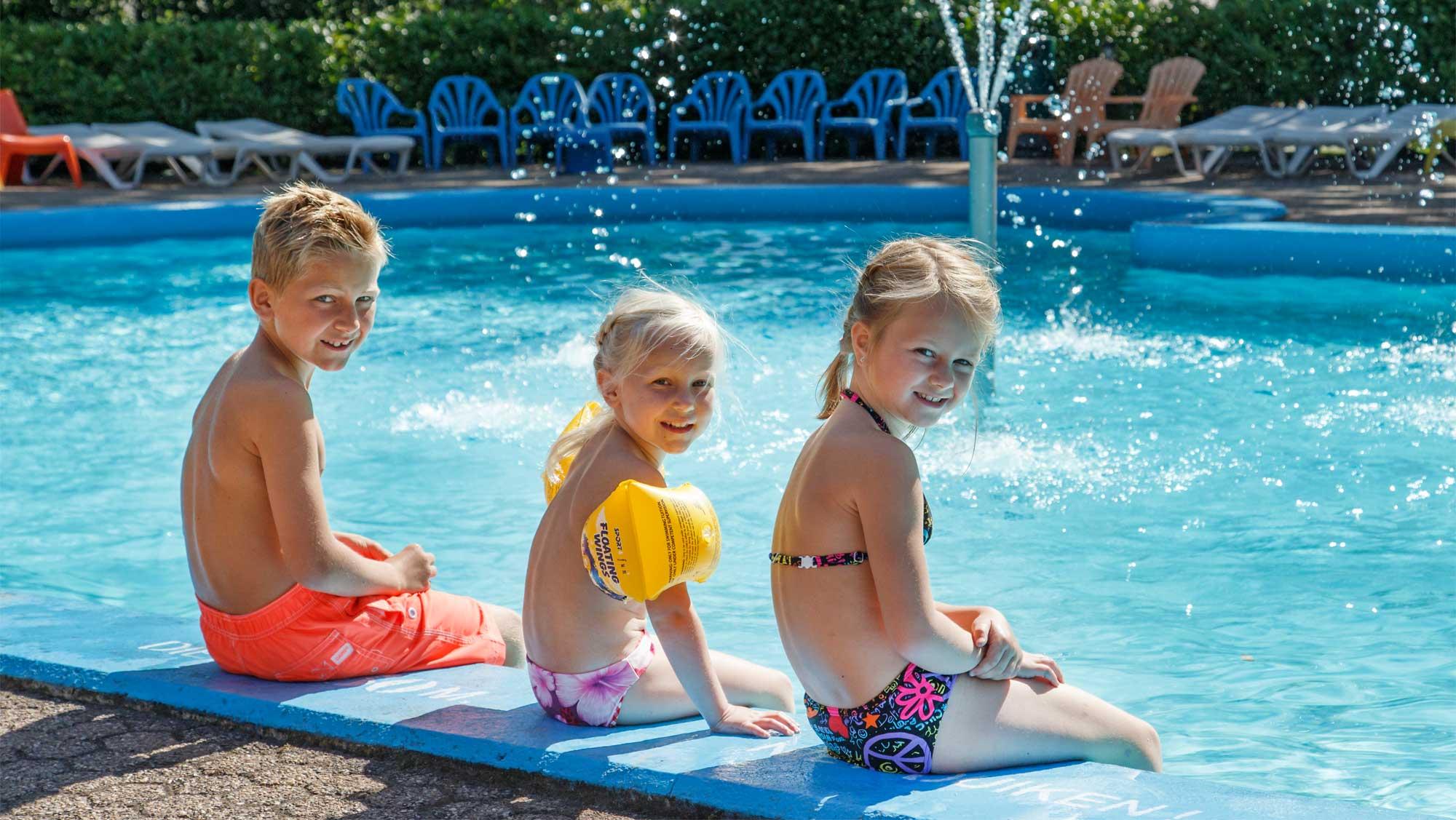 Molecaten Park De Leemkule 05 buitenzwembad