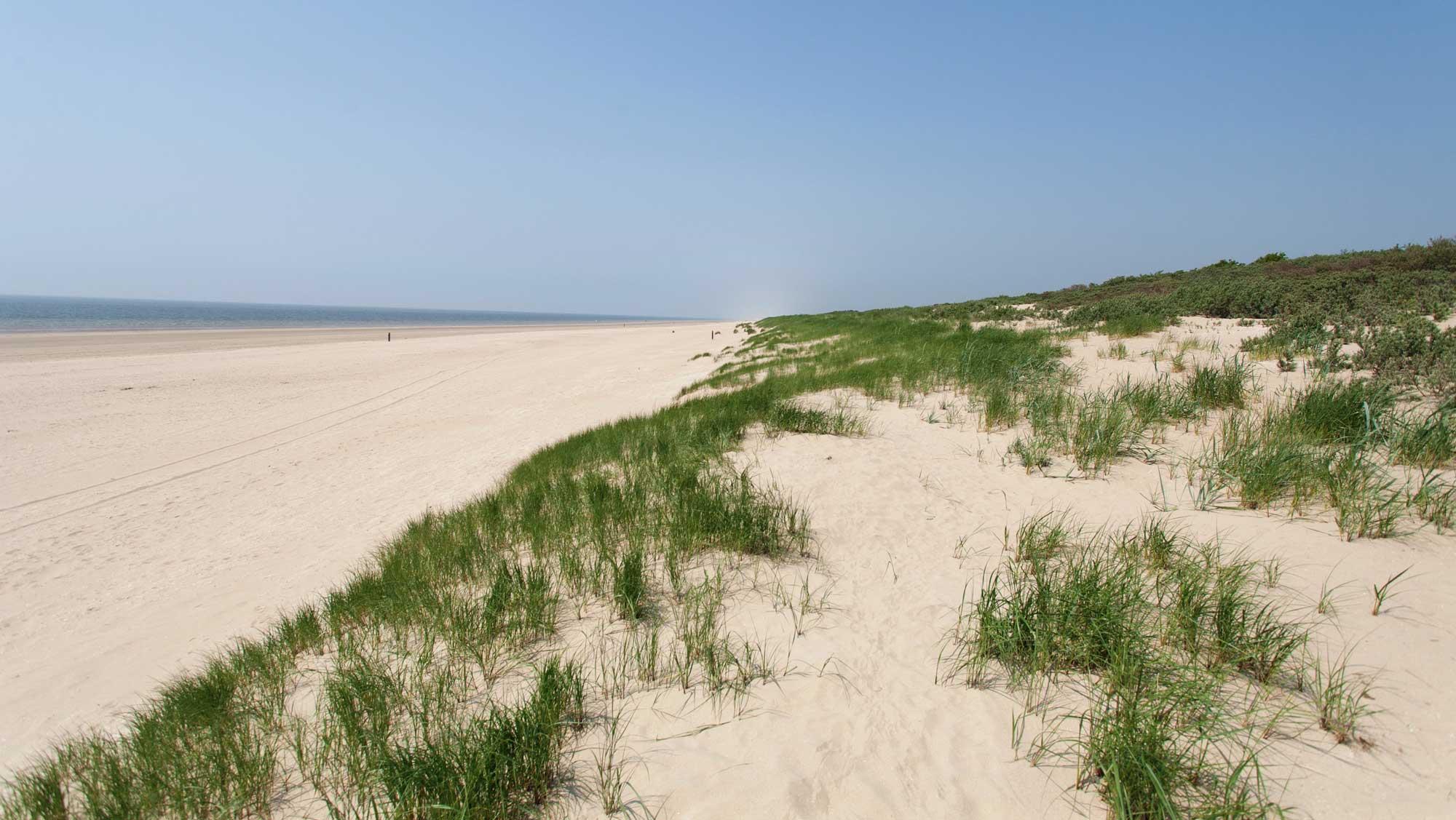 Omgeving Rockanje 22a strand