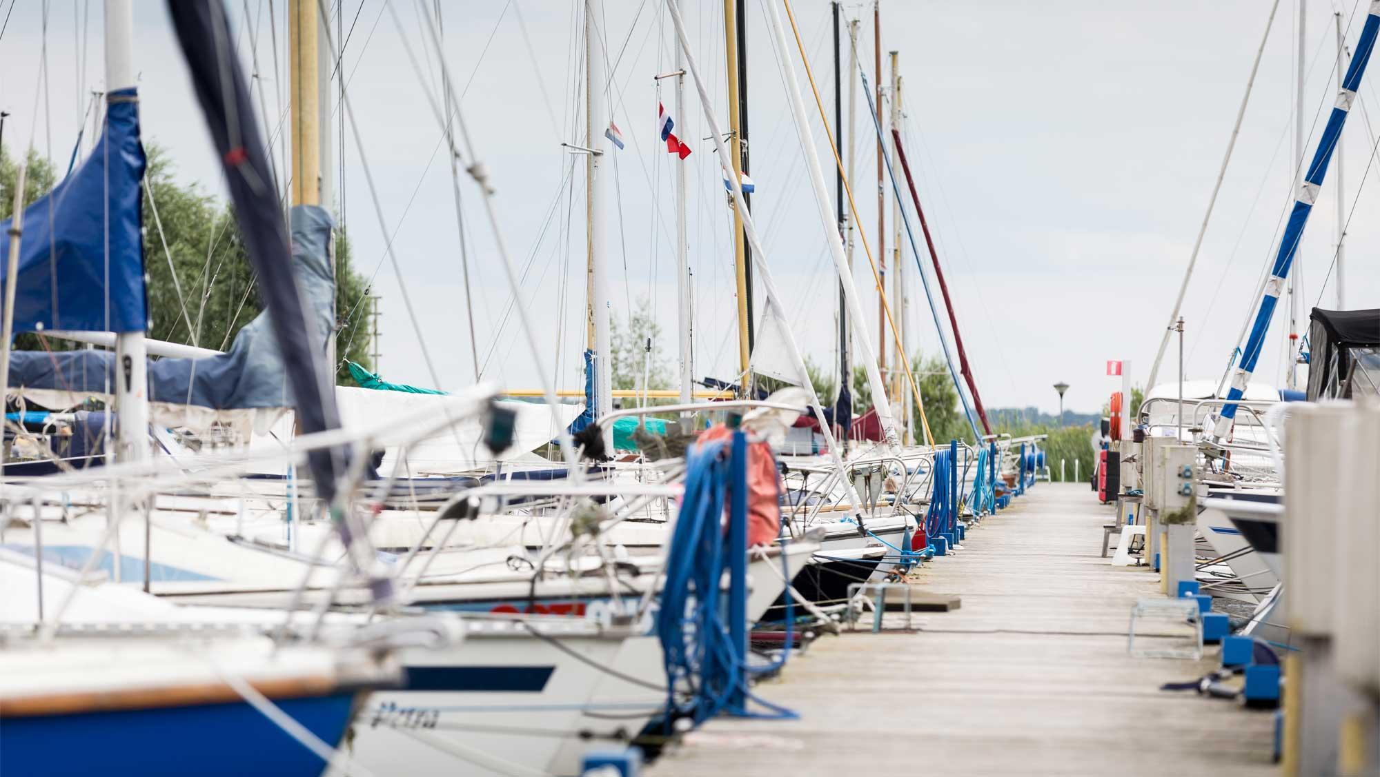 Jachthaven Molecaten Park Flevostrand 04
