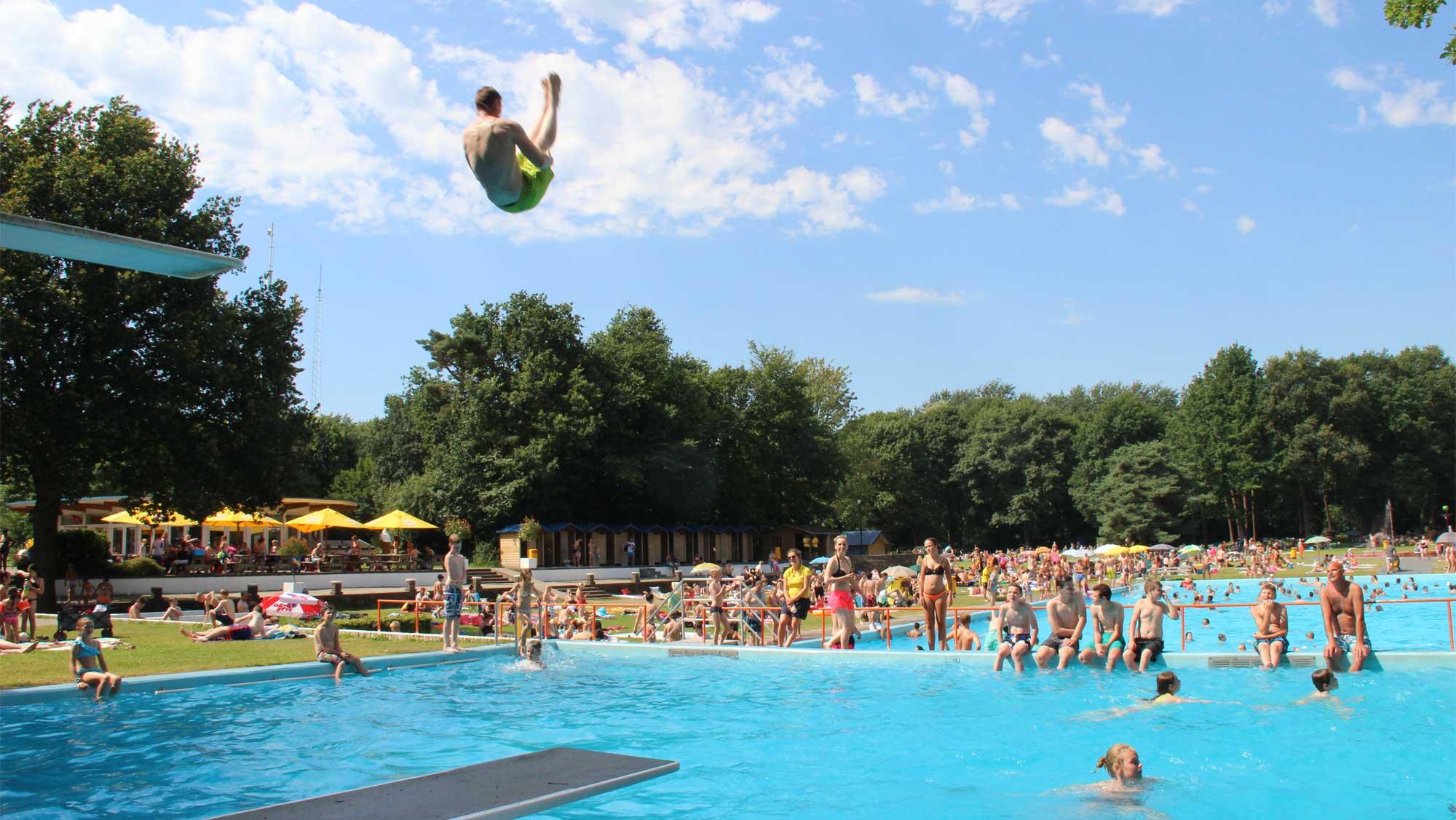 Molecaten Park Bosbad Hoeven 02 Waterspeelpark Splesj