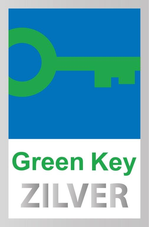 Green Key Zilver