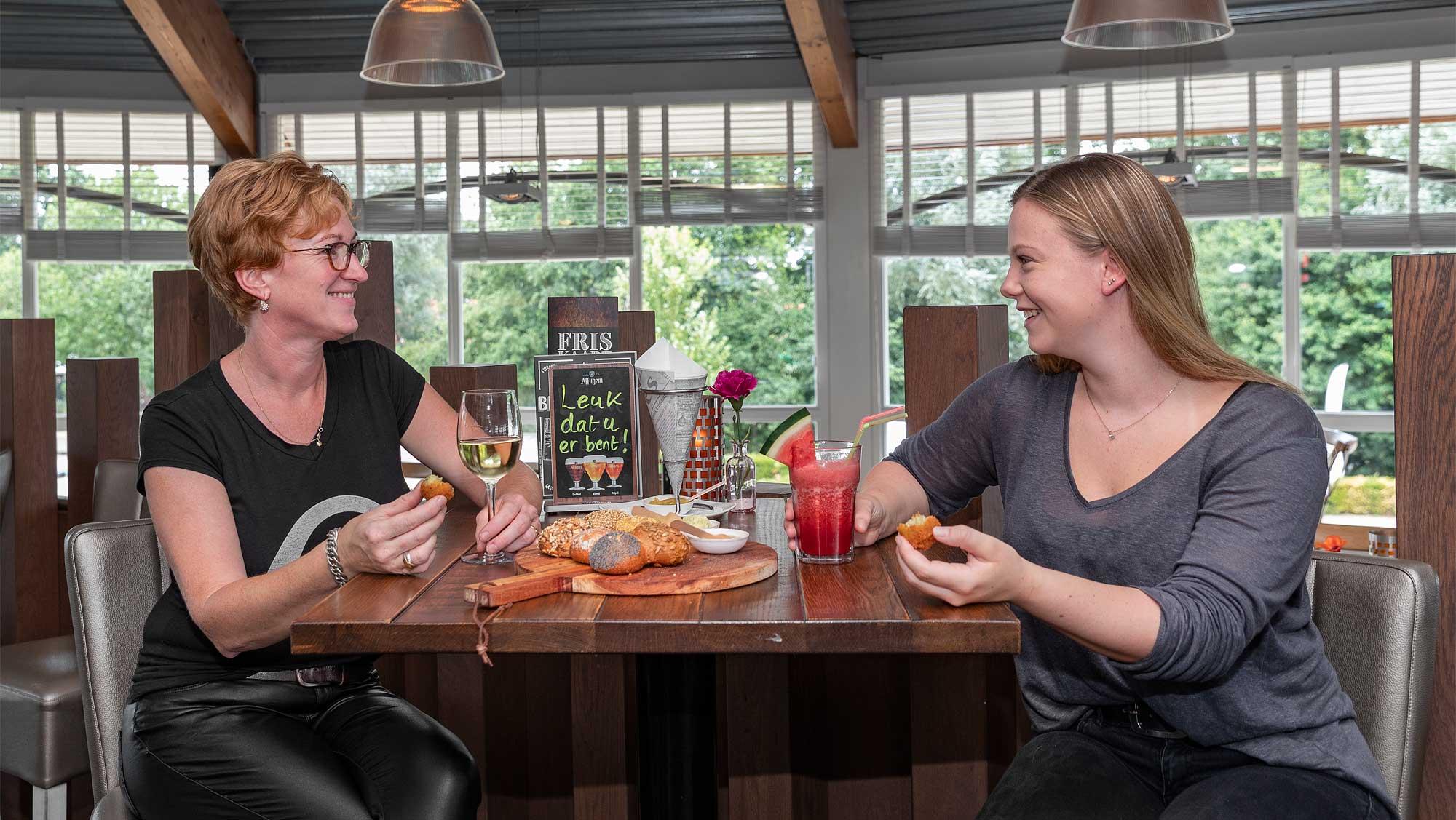 Restaurant Zuid Zoet Zout Molecaten Park Flevostrand 17