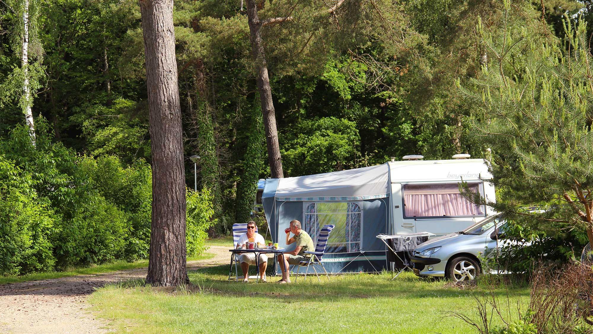 Comfortplaats kamperen Molecaten Park De Koerberg 05