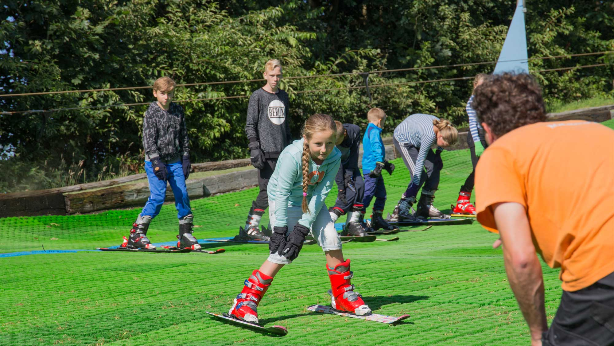 Kinderfeestje Molecaten Outdoor Drenthe Wezuperburg 17
