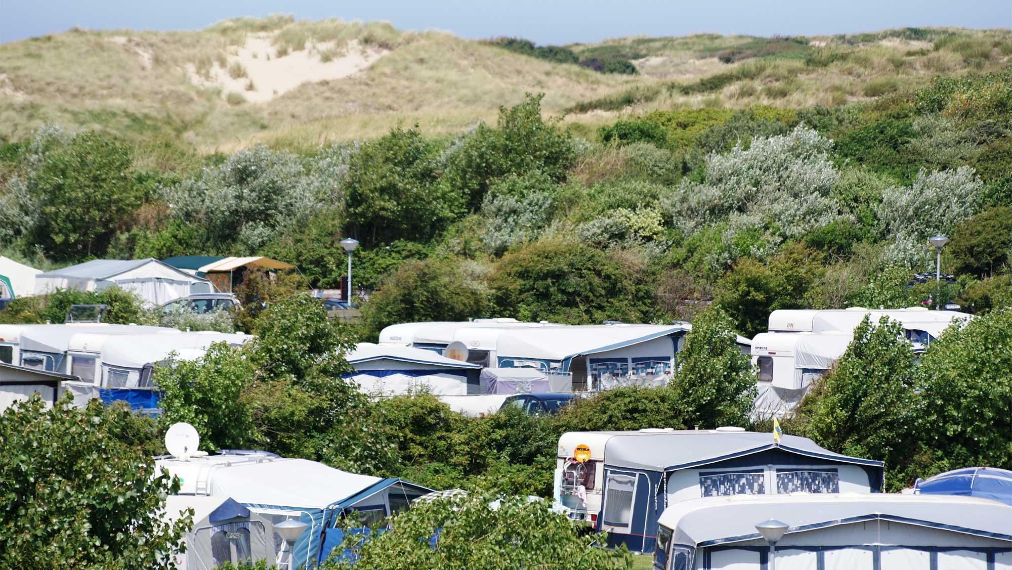 Seizoenplaats kamperen Molecaten Park Noordduinen 01