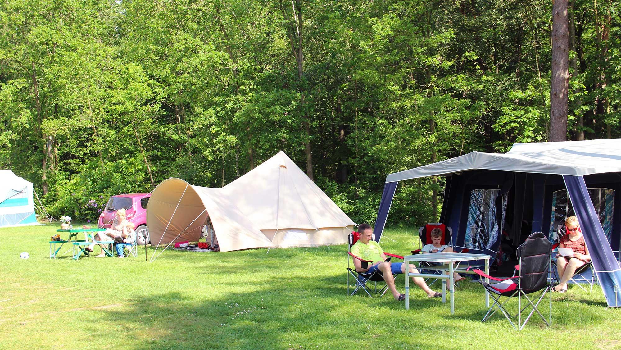 Comfortplaats kamperen Molecaten Park De Koerberg 06