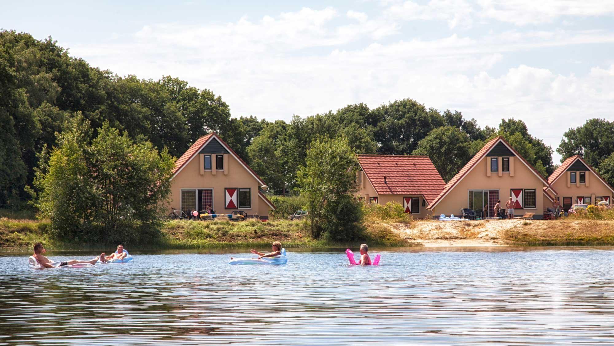 6pers bungalow Kuierpad Molecaten Park Kuierpad 01