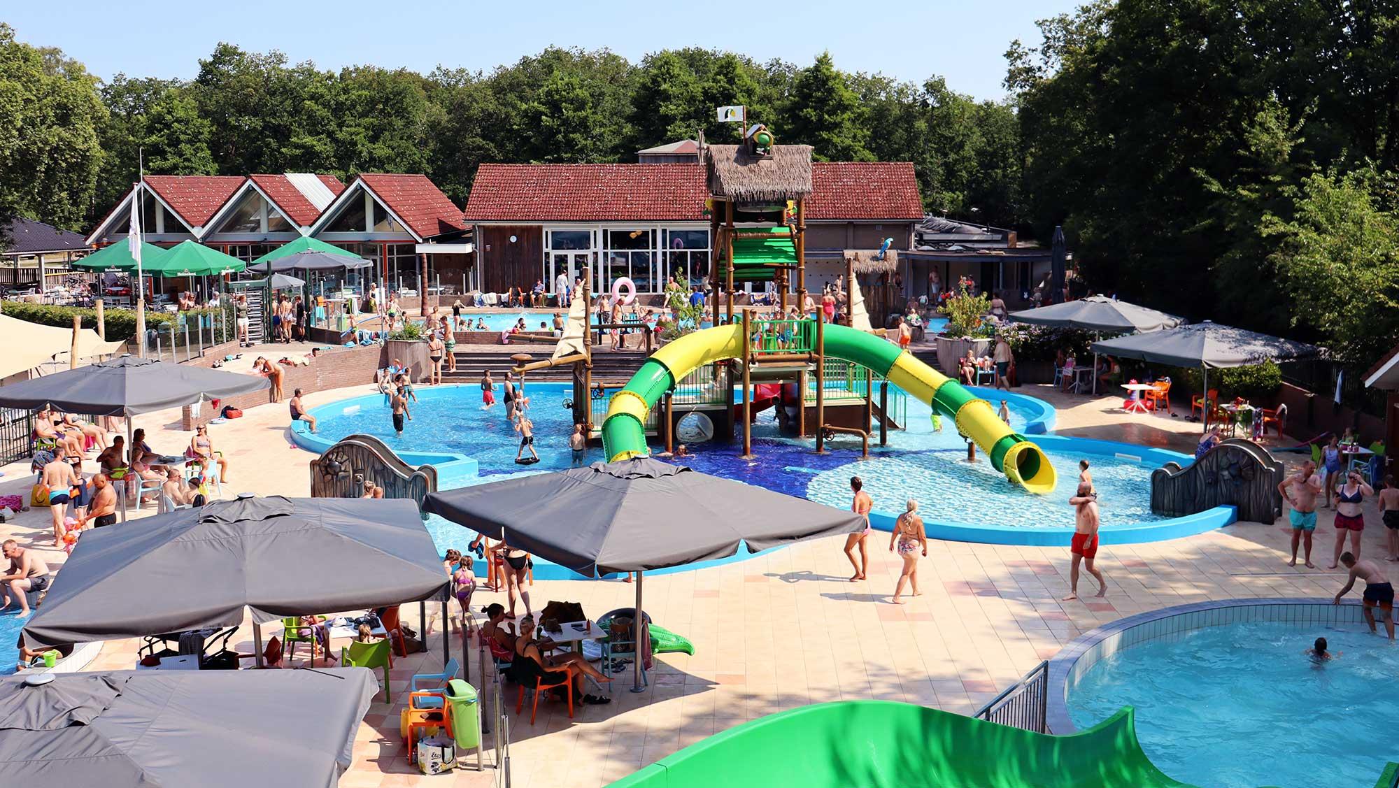 Molecaten Park t Hout 09 zwembad
