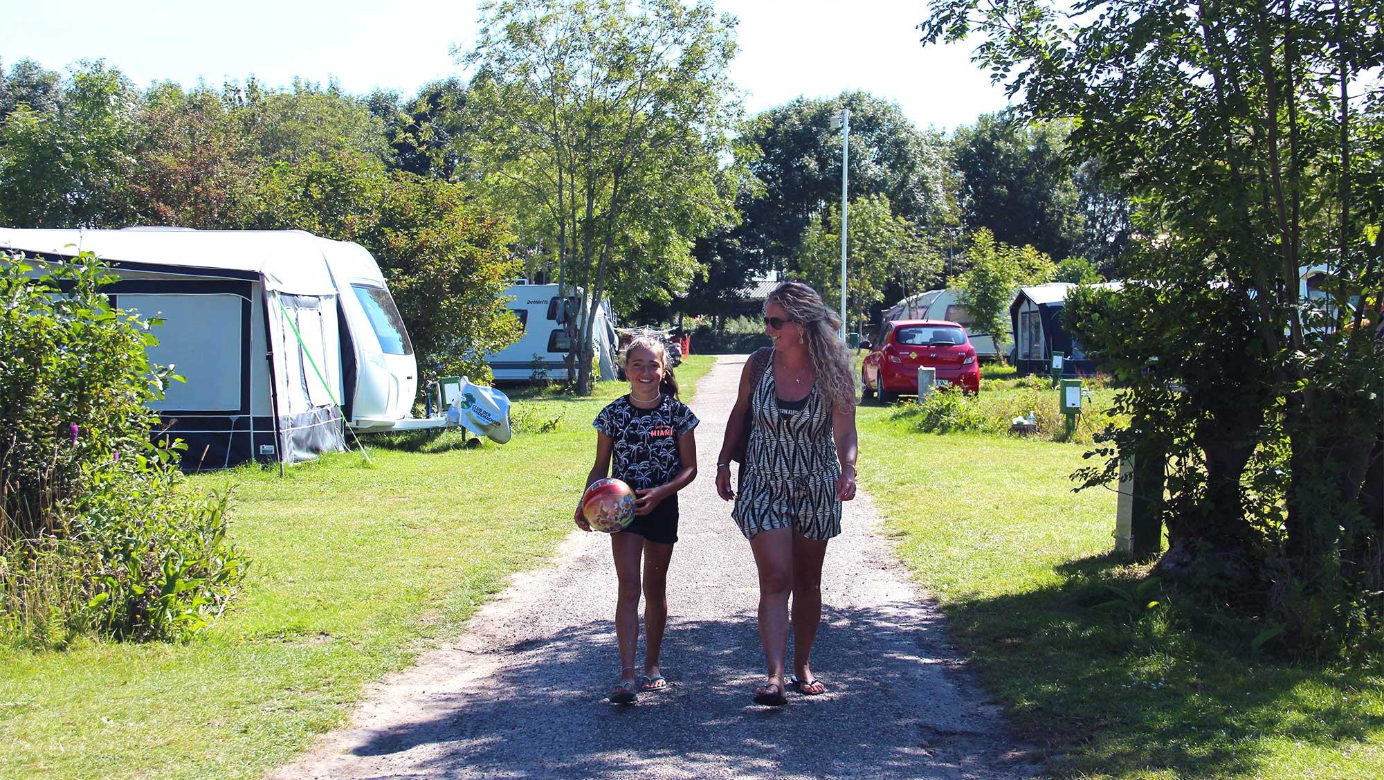 Comfortplaats kamperen Molecaten Park Rondeweibos 06