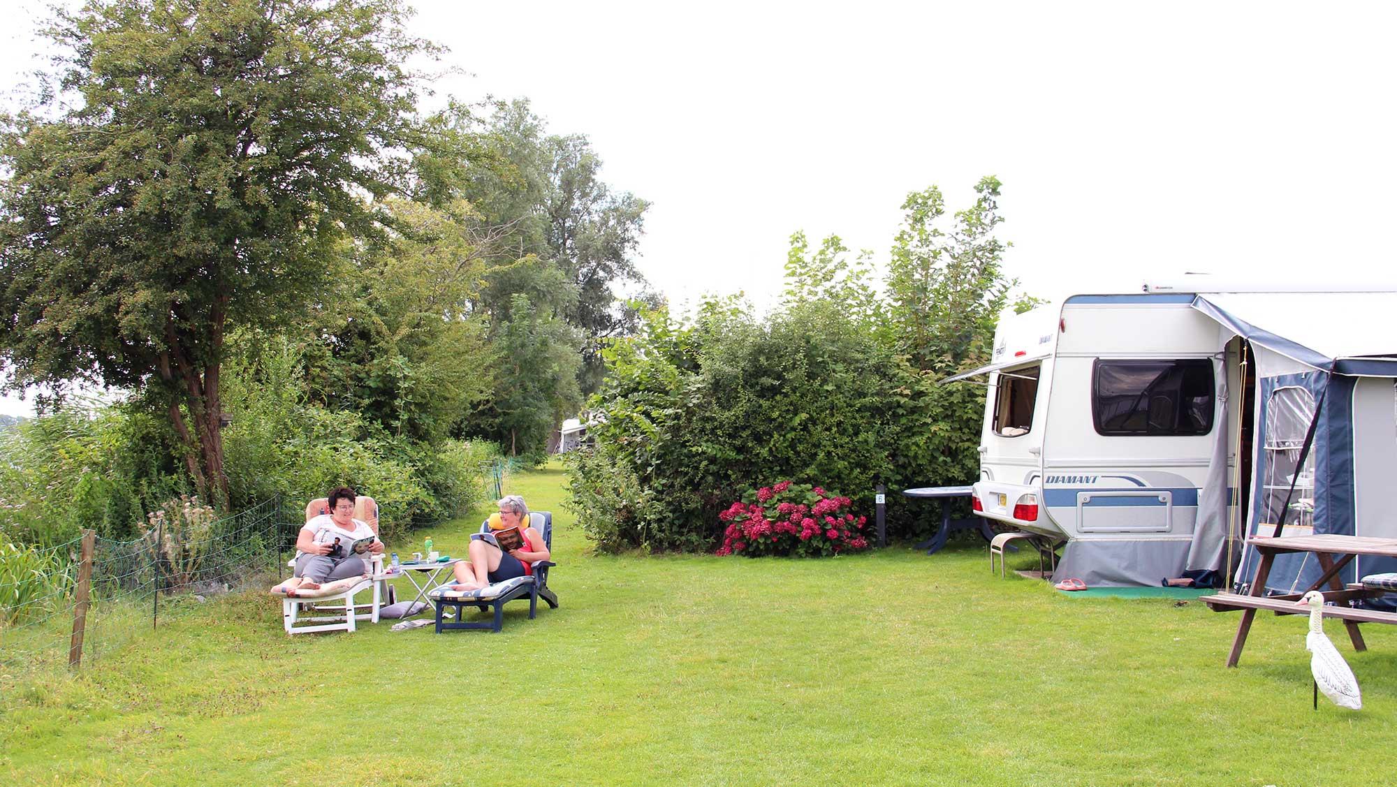 Strandcampingplaats Molecaten Park Flevostrand 07