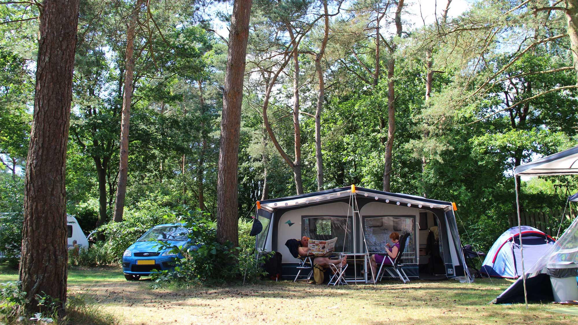 Comfortplaats kamperen Molecaten Park De Koerberg 04