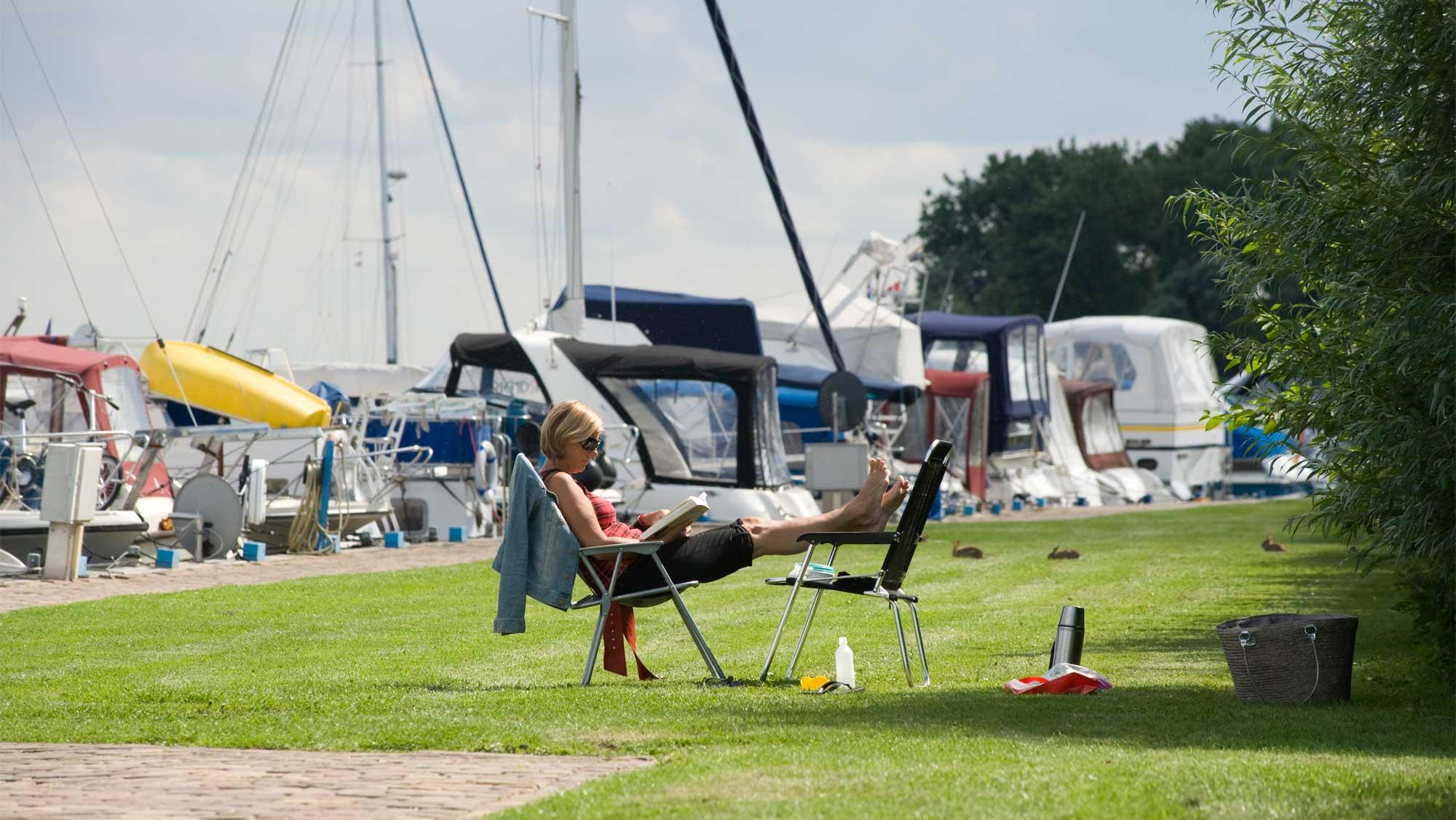 Jachthaven Molecaten Park Flevostrand 13